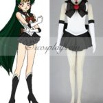 Sailor Moon Meiou Setsuna Sailor Pluto costume cosplay