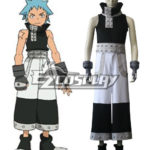 Soul Eater costume Black Star Cosplay