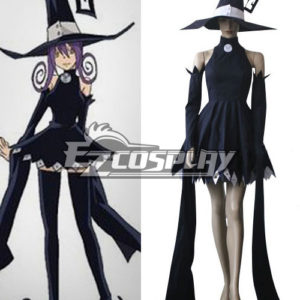Costumi Fashion Ezcosplay Soul Eater Blair Witch costume cosplay