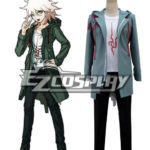 Super Komaeda costume cosplay Nagito Danganronpa2