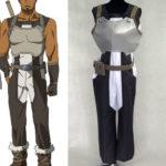 Costume Sword Art Online Agil Cosplay