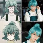Cosplay Anime Tokyo Ghoul Eto Sen Takatsuki Verde Capelli