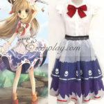 Touhou progetto Ibuki Suika costume cosplay