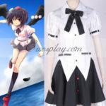 Touhou progetto giglio bianco Momiji costume cosplay
