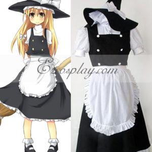 Costumi Fashion Ezcosplay Touhou Progetto Marisa Kirisame costume cosplay