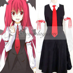 Costumi Fashion Ezcosplay Touhou progetto Little Devil costume cosplay
