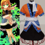 Touhou progetto Mizuhashi Parse costume cosplay
