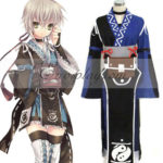 Touhou progetto Morichika Rinnosuke costume cosplay