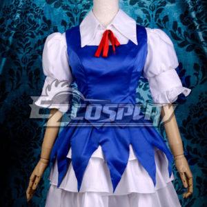 Costumi moda Ezcosplay Touhou progetto scarlatto Meteo Rhapsody costume cosplay Lolita