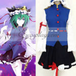 Touhou progetto Shikieiki Yamaxanadu costume cosplay