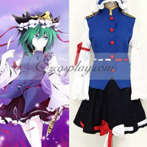 Costumi Fashion Ezcosplay Touhou progetto Shikieiki Yamaxanadu costume cosplay