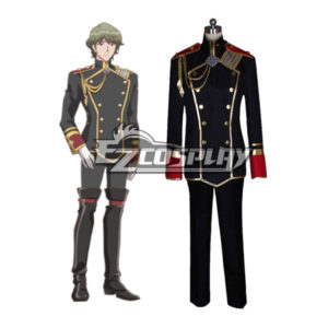 Costumes Fashion Ezcosplay Carino difesa alta Terra Club Amore! Kinshiro costume cosplay Kusatsu