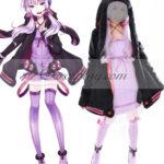 Vocaloid 3 Yuzuki costume cosplay Yukari