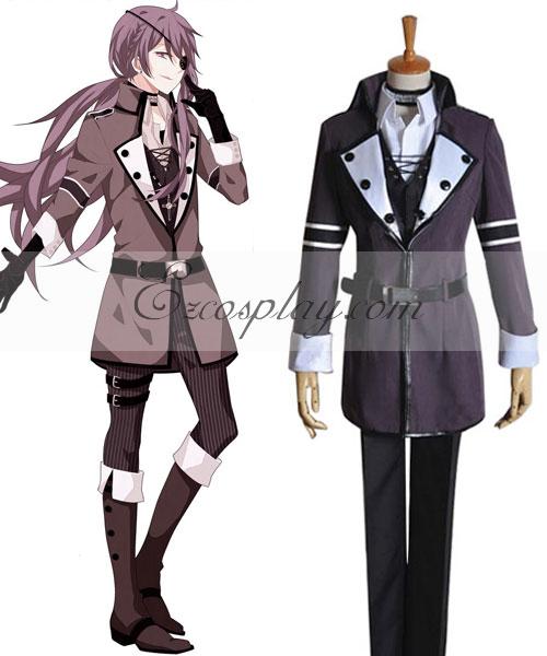 Costumi Fashion Ezcosplay Vocaloid Deadline Circo costume cosplay Gakupo