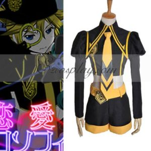 Costumi Fashion Ezcosplay VOCALOID Amore Philosophia costume cosplay Len