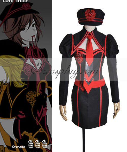 Costumi Fashion Ezcosplay VOCALOID Amore Philosophia costume cosplay Meiko