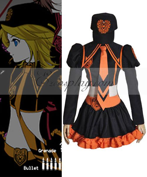 Costumi Fashion Ezcosplay VOCALOID Amore Philosophia costume cosplay Rin