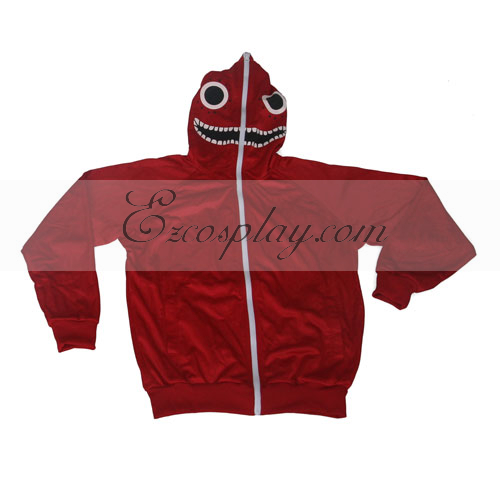 Costumi moda Ezcosplay costume cosplay rosso Vocaloid Matryoshka Gumi