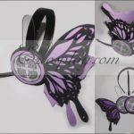 Vocaloid Miku Copslay Viola Prop Headset