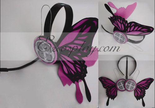 Costumi Fashion Ezcosplay Vocaloid Miku Copslay Roseo Prop Headset