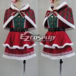 Ama vivi! UR Nishikino Maki costume cosplay di Natale