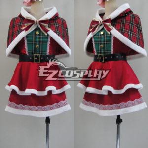 Costumes Fashion Ezcosplay Ama vivi! UR Nishikino Maki costume cosplay di Natale