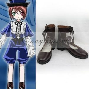 Costumi Fashion Ezcosplay Calzature WM Rozen Maiden Souseiseki Cosplay