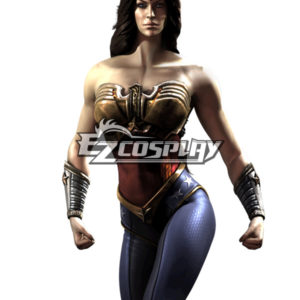 Costumi moda Ezcosplay costume Donne cosplay Wonder (solo corsetto)