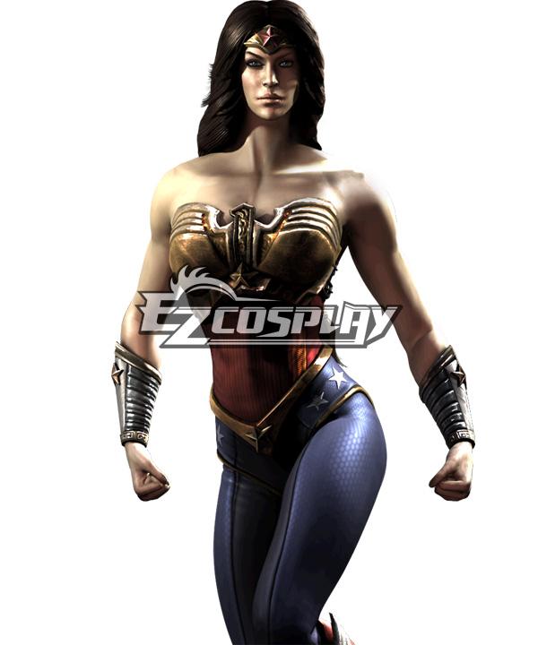Costumi moda Ezcosplay costume Donne cosplay Wonder (solo corsetto)