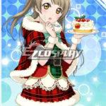 Ama vivi! UR Minami Kotori costume cosplay di Natale