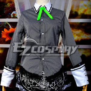 Costumi moda Ezcosplay Touhou Progetto Izayoi Sakuya Cosplay Deluxe Version
