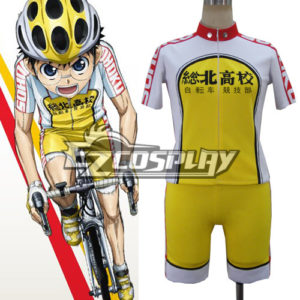 Costumi Fashion Ezcosplay Yowamushi Pedale Sakamichi costume cosplay Onoda