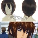 SEED Kira.Yamato Marrone Cosplay-001N