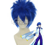 Vocaloid Kaito blu scuro Cosplay-011A