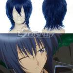 Shugo Chara! Tsukiyomi ikuto blu scuro Cosplay-012B