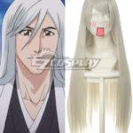Bleach Ukitake Jushiro Bianco Cosplay-036P