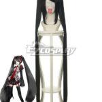 Vocaloid Miku nero Cosplay 042B
