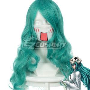 Costumi moda Ezcosplay Bleach Nel Tu blu di Cosplay onda parrucca 068A