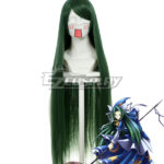 Touhou progetto Mima verde scuro Cosplay 069A