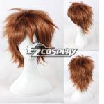 Cosplay Pupa Utsutsu Hasegawa Brown Wig-334a
