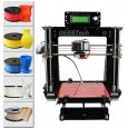 Geeetech Acrylic I3 Pro B DIY 3D Printer – Supports 5 Filaments, Large Printing Volume, High Precision