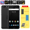 HK Warehouse Ulefone T1 Android Smartphone – MTK Helio P25 CPU, Android 7.0, 6GB RAM, 1080p Display, 16MP Cam, Dual IMEI (Black)