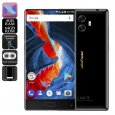 HK Warehouse Preorder Ulefone MIX Android Phone – Android 7.0, Bezel-Less, Dual-IMEI, 4G, 13MP Dual-Rear Camera, 4GB RAM (Black)