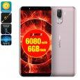 Preorder Ulefone Power 3 Android Phone – 6 Inch Display, 6GB RAM, Octa Core CPU, 64 Memory, 6080mAh Battery, Dual Camera (Gold)