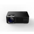 Smart LCD Projector – 3000 Lumen, 1080p Support, 1.3 – 5m Throw Distance, 120-Inch Image Size, 80W LCD Light, Dual 3W Speakers