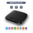 M8s Plus   Android TV Box 4K Support, Quad-Core CPU, 1GB RAM, Google Play, Kodi TV, Wifi, Android 7.1, 32GB SD Card Support