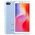 Xiaomi Redmi 6A Android Phone – 5.45 Inch Screen, Quad Core, Bluetooth, GPS, Dual SIM Card, TF Card Slot Up to 256GB,  4G (Blue)